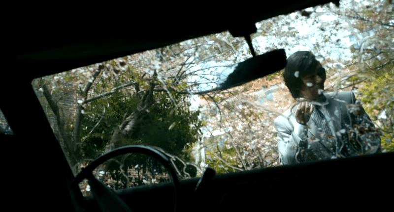 Cine – Empleo de los ángulos de cámara