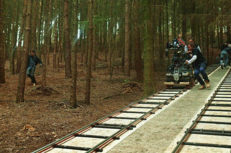 Cine – El equipo humano en una producción cinematográfica