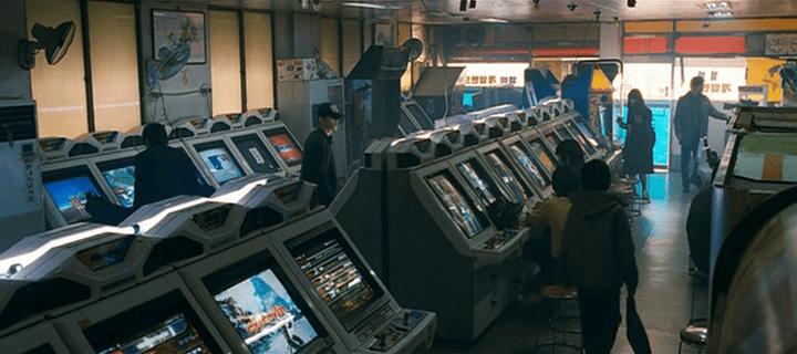 Cine – El eje de acción en las esquinas