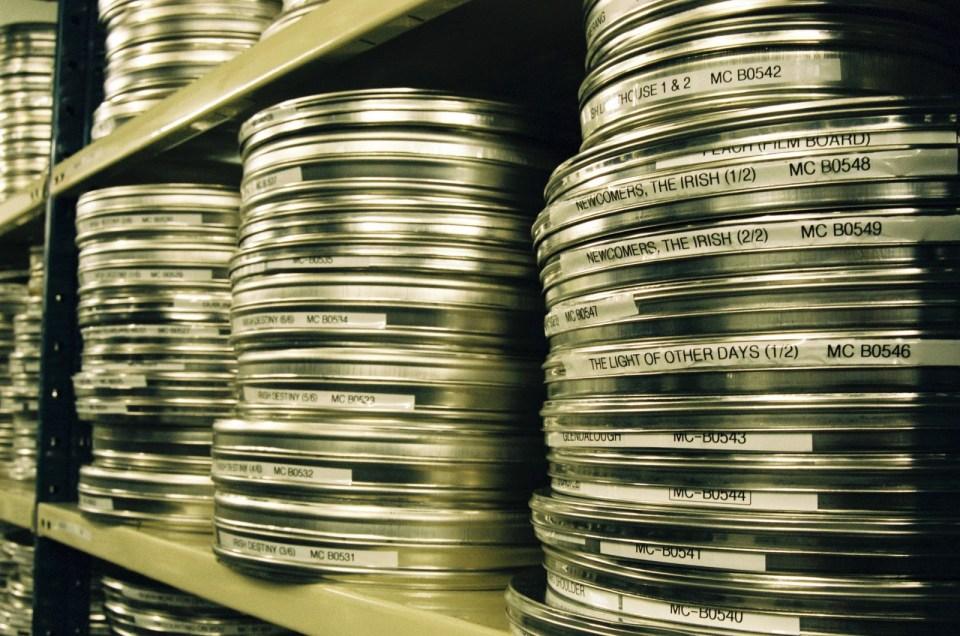 El soporte cinematográfico I