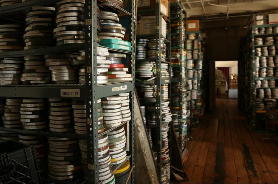 El soporte cinematográfico VII