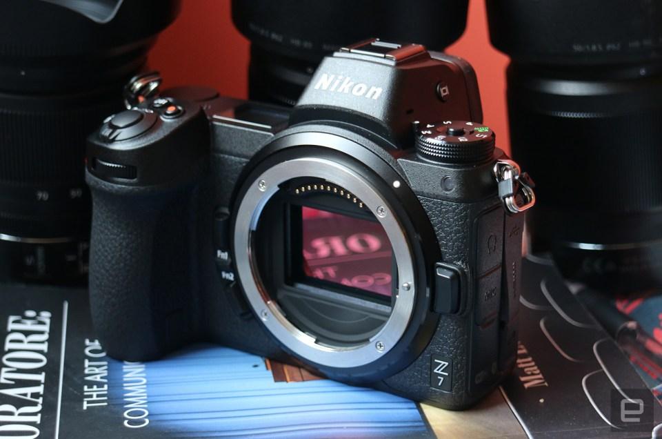 Nikon z7 : La nueva bestia de 45 Megapixeles   FULL-FRAME