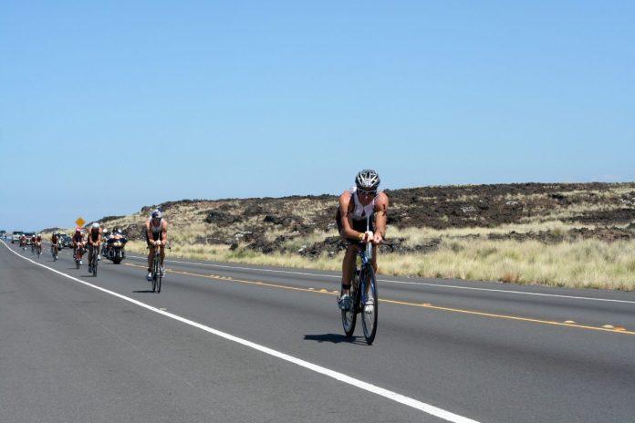 Kona bike course