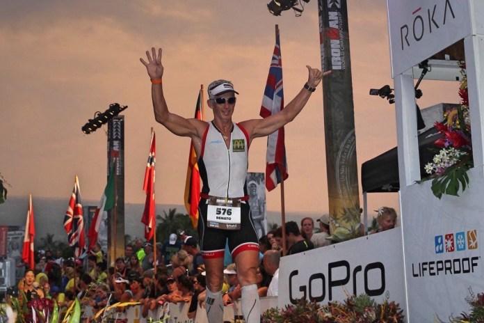 Ironman World Championship Finish Line (Photo: Ironnato – Wikimedia Commons)