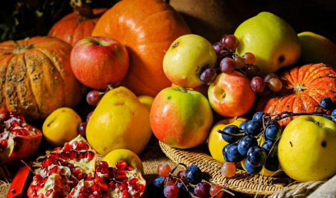 Fortalecer Defensas Otono Alimentos Natural