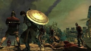 The Cursed Crusade Screenshot