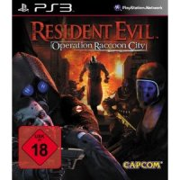 Resident Evil: Operation Racoon City Box
