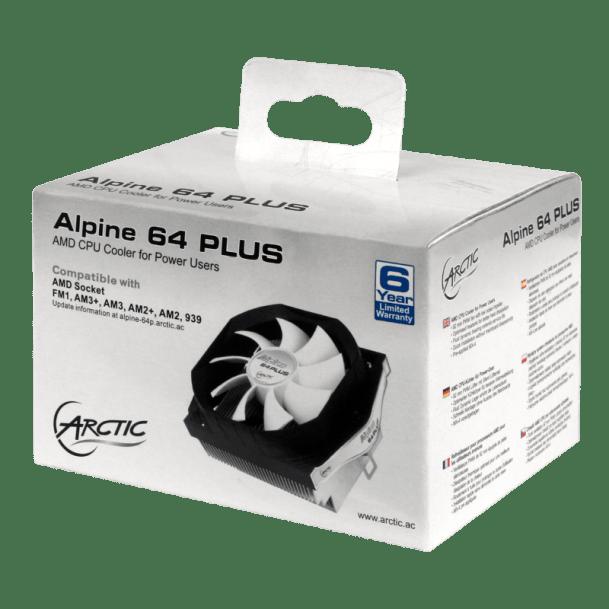 Alpine 64 Plus Pack