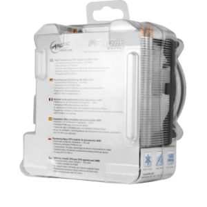 Freezer 64 Pro Unten
