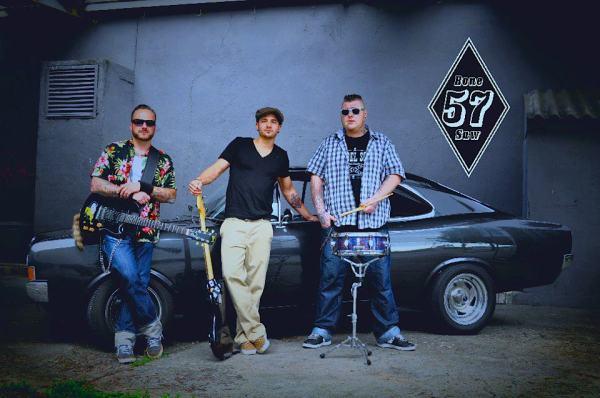 Bonesaw 57 Band
