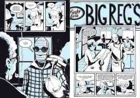 © 2012 Jeff Lemire and DC Comics. All rights reserved.