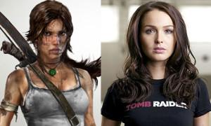 Camilla Luddington spricht Lara Croft