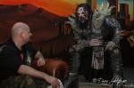 Lordi Interview - Musichall Geiselwind - 04-04-2013-01