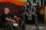 Lordi Interview - Musichall Geiselwind - 04-04-2013-02
