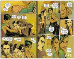 Saga 01 - Vorschau Seiten 6 u 7 - Tribe Online Magazin