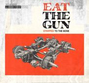 Eat The Gun Stripped Print