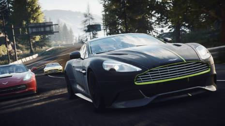 Aston Vanquish in the lead - Iconic - Tribe Online Magazin