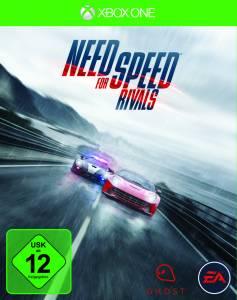 Need For Speed Rivals Cover Xbox One