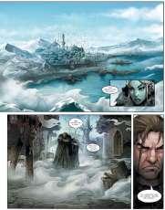 Elfen 01 - Der Kristall der Blauelfen - Vorschau Seite 5 - Tribe Online Magazin