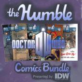 Humble Doctor Who Comics Bundle