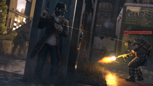 Watch Dogs - Tribe Online3