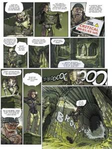 Cross Fire 01 - Vorschau Seite 9 - Tribe Online Magazin