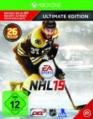 NHL 15 Packshot