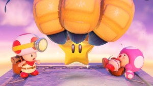 Captain Toad Treasure Tracker - Screenshot 1 - Tribe Online Magazin