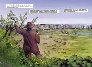 Vergessene Welt 02 - Vorschau Panel Seite 10 - Tribe Online Magazin