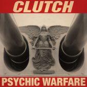 Clutch_Psychic Warfare_Cover
