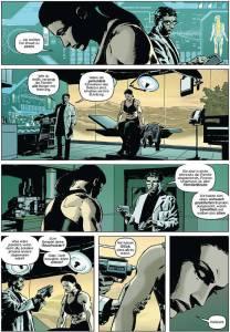 Lazarus 01 - Die Macht der Familien - Vorschau Seite 16 - Tribe Online Magazin