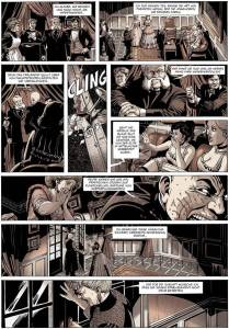 Mister Hyde vs. Frankenstein - Vorschau Seite 11 - Tribe Online Magazin