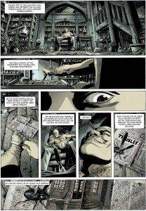 Mister Hyde vs. Frankenstein - Vorschau Seite 9 - Tribe Online Magazin