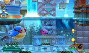 Kirby Planet Robobot - Tauchen - Tribe Online Magazin