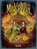 Malcolm Max 03 - Nightfall - Tribe Online Magazin