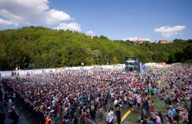 Ankündigung: Taubertal-Festival 09.-12. August 2018 <br />Rothenburg ob der Tauber