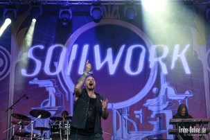 Soilwork - Summer Breeze Open Air 2019