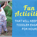 Fun Activities That Will Keep Your Toddler Engaged For A Long Productive Time | www.tribobot.com