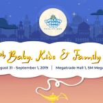 10th Baby, Kids and Family Expo PH