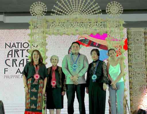 2019 National Arts and Crafts Fair Receives Excellent Reviews