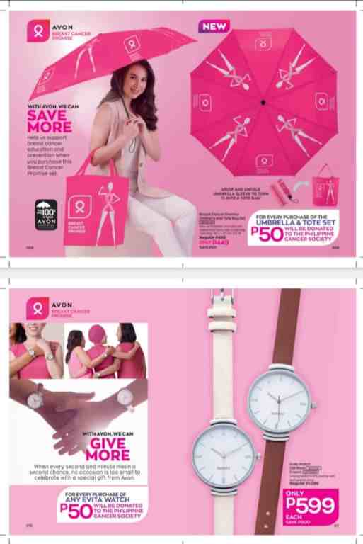 Avon Educates About Early Detection of Breast Cancer with BOOBwatch