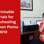 Why CANON PIXMA G3010 is the perfect homeschooling printing partner for you?