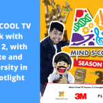 MIND S-COOL TV is back with Season 2, with climate and biodiversity in the spotlight