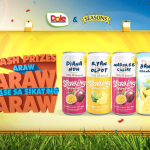 Lucky Pinoys win up to Php 40,000 daily in Dole's sun-powered promo