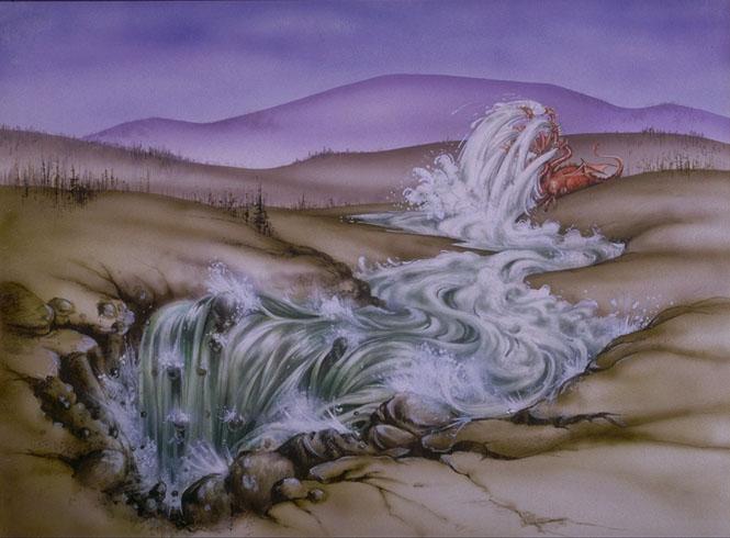 Dragon Revelation Woman 12 And