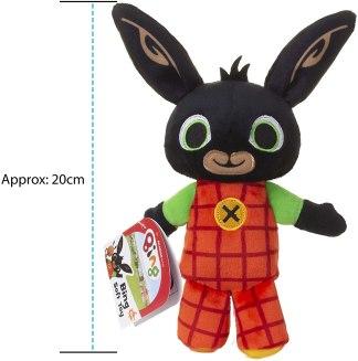 Juguete de Peluche (20 cm, Apto Desde el Nacimiento) - conejo