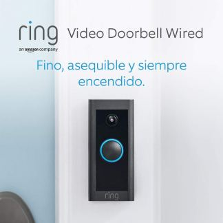 Ring Video Doorbell Wired - Video-timbre
