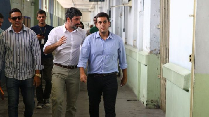 Empresa de merenda abandona contrato de R$ 12 milhões do governo Rafael Diniz; envolvidas em corrupção continuam
