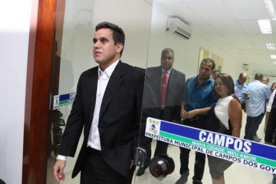 Rafael Diniz agora quer fechar as casas noturnas de Campos