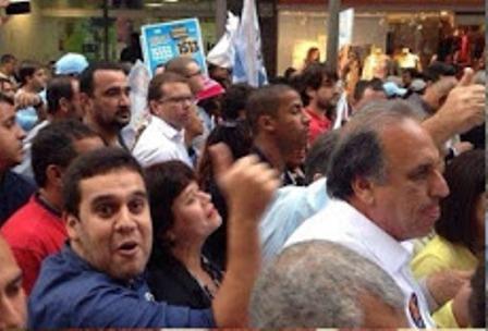 Exclusivo: Fornecedora de merenda do governo Rafael Diniz é citada no pedido de prisão contra Pezão